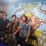 Umbral entrevista a Los Turrubiate el día 8 de abril 2014 por Radio Faro 90.1 fm