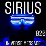Sirius - Universe Message - #020 - 20181111