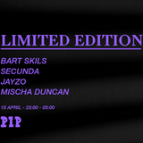 Mischa Duncan Live @ Pip Den Haag Limited Edition