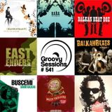 Groovy Sessions 541 2016- 09- 11 Summer Issues from the archives part 04