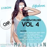 CWRCD006 Crossworlder vol.4 - Lisbon After Hours continous dj mix by MAGILLIAN