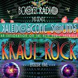 Boom Festival - Kaleidoscopic Sounds - Episode 5 - Kraut Rock