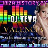 DJ TEVA in session Julio 2016 (Ibiza House music).