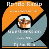 Soulseo Guest Session for Rondo Radio 05.07.2015