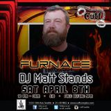 Pt.2 FURNACE Live at the Cuff Complex DJ Matt Stands 4.8.17