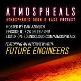 Atmospheals Podcast Episode 1 - Future Engineeers Interview - Part 1