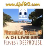 AbSOULute Beach 16 - Finest DeepHouse