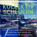 Groovepack @ Kollektiv Scheuern 2018 Night
