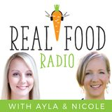 Real Food Radio Episode 035: Poop - What's Normal and...What's Not