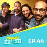 EP. 44: Conversa (muito) boa onda: Bruno Salgueiro + Virais da Semana