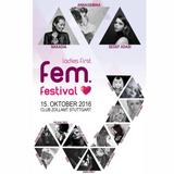 Melly Lou @ FEM Festival, Club Zollamt Stuttgart [DE] (2016-10-15)