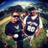 Big Cee & Slick Dada-Live @ ReLove Park Party Los Angeles 09-28-2014