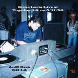 Steve Loria Recorded Live at Together Los Angeles on May 10th 1996
