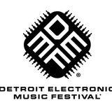 Laurent Garnier at DEMF (Detroit - USA) - 27 May 2001