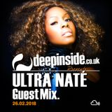 ULTRA NATE is on DEEPINSIDE