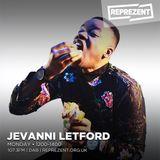 #JevanniLetfordLunchtimeShow on Reprezent Radio  - 23 July 2018
