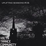 Volyn Trance Community - Uplifting Sessions 05 (Mixed by Skorych)