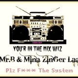 HMN _9_ (THE CRAZY FOLKS GATHERING) - Mr.b ft Dj Zinger