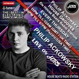 Philip Ackowsky Presents House Grooves Live On HBRS 25 - 01 - 18