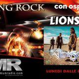 intervista ai LionSoul a Racing Rock su Metal Maximum Radio il 16-04-2018