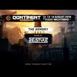 Re-Style @ The Qontinent 2016 - Rise Of The Restless - Warm-Up