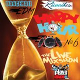 RICOVIBES HAPPY HOUR MIX SHOW EPISODE 6 FEATURING DANCEHALL/EDM/SOCA