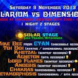 LORD FLAMES @ DIMENSIONAL VS SOLARIUM @ CHERRY MOON (BELGIUM)