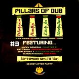 K30 Pillars Of Dub - Warren Roots - Live Session @ The 3 Wise Monkeys 2016
