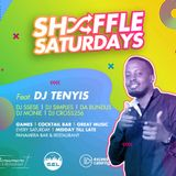 Shuffle Saturdays September Set DJ Tenyis