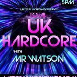 Mr Watson Lazer FM 13/10/18