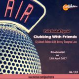 Dj Akash Rohira, Rj JimmyTangree Live - Clubbing with 91.9 Friends Fm (15.04.2017) (Links - 1,2,3)