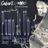 Pump it up Live @ NYC - 22.02.1993