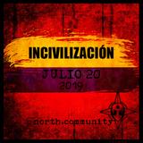 Warm Up Incivilización Julio 20 2019 (Alternative Set)