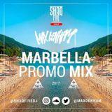 @SHAQFIVEDJ x @MAXDENHAM - Marbella Promo MIX