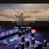 Vibrant Techno Session - Mauri O'Mas