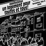 Le droit au logement immédiat avec Piratons BXL, le festival Listen, un agenda LGBTQI, etc...