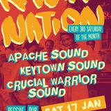Sound @ Rasta Nation #55 (Jan 2015) part 1/6