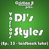 Various DJ's - Various Styles (Ep. 035)