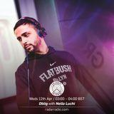 DJ Oblig w/ Nello Luchi - 12th April 2017