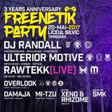 Xeno & Rhizome - Freenetik Party 3 Years Anniversary promo mix