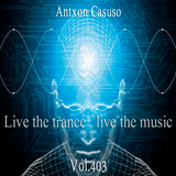 Live theTrance , Live the music . Vol.403
