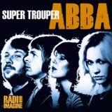 Марина Капуро, исполнительница хитов группы Абба в гостях у программы Super Trouper