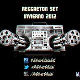 DJ Oliver - Reggaeton Set Invierno 2012