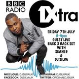 BBC 1Xtra Back to Back Mix Seani B sits in for DJ Target With Manchester's DJ Silva (Team Shellinz)