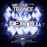 Next DJ live @ We Love Trance CE 014 (GramOFFON Warszawa 09-05-15)