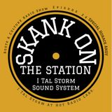 Skank on the Station Episode 24 (Special Horace Andy) I Tal Storm at Hot Radio Labs. Galway Ireland