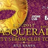 Zlatý Strom Club Tour Masquerade - 1.7.2017 Disco Bílý Kámen mixed by dj Faith