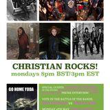 'Christian Rocks' on Rockers Dive - May 4th 2015 (Yoda/Kleine Schweine/Black Widow/Scarlet Witch)