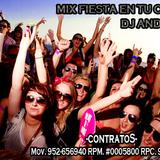MIX FIESTA EN TU CASA 2 - DJ ANDRETTY 2014