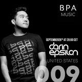 BPA 009 | Darin Epsilon